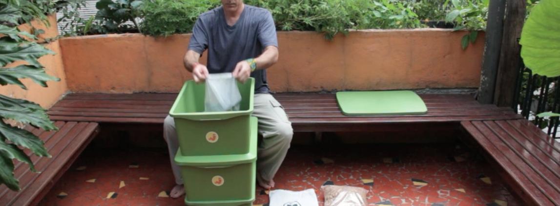 Como montar a Composteira Humi (Morada da Floresta)