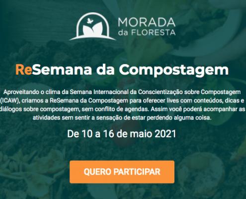 ReSemana da Compostagem 2021 (Morada da Floresta)